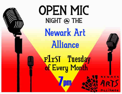 Open Mic Newark Arts Alliance