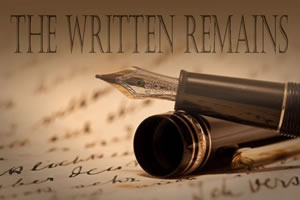 Written Remains Writers Guild